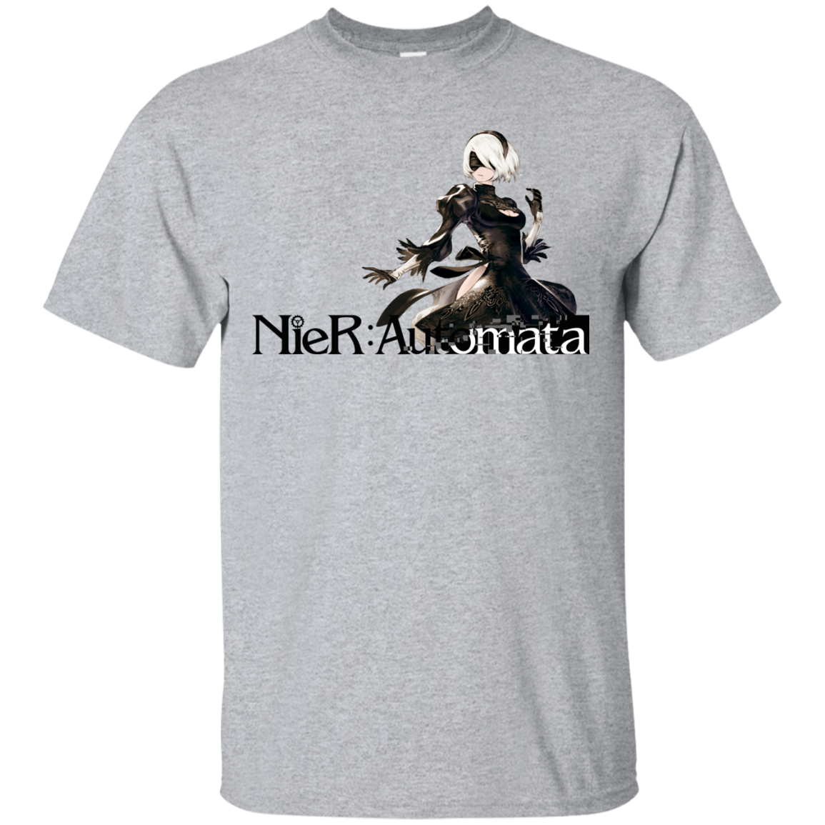 Game Nier Automata T Shirt, Hoodies, Tank Top