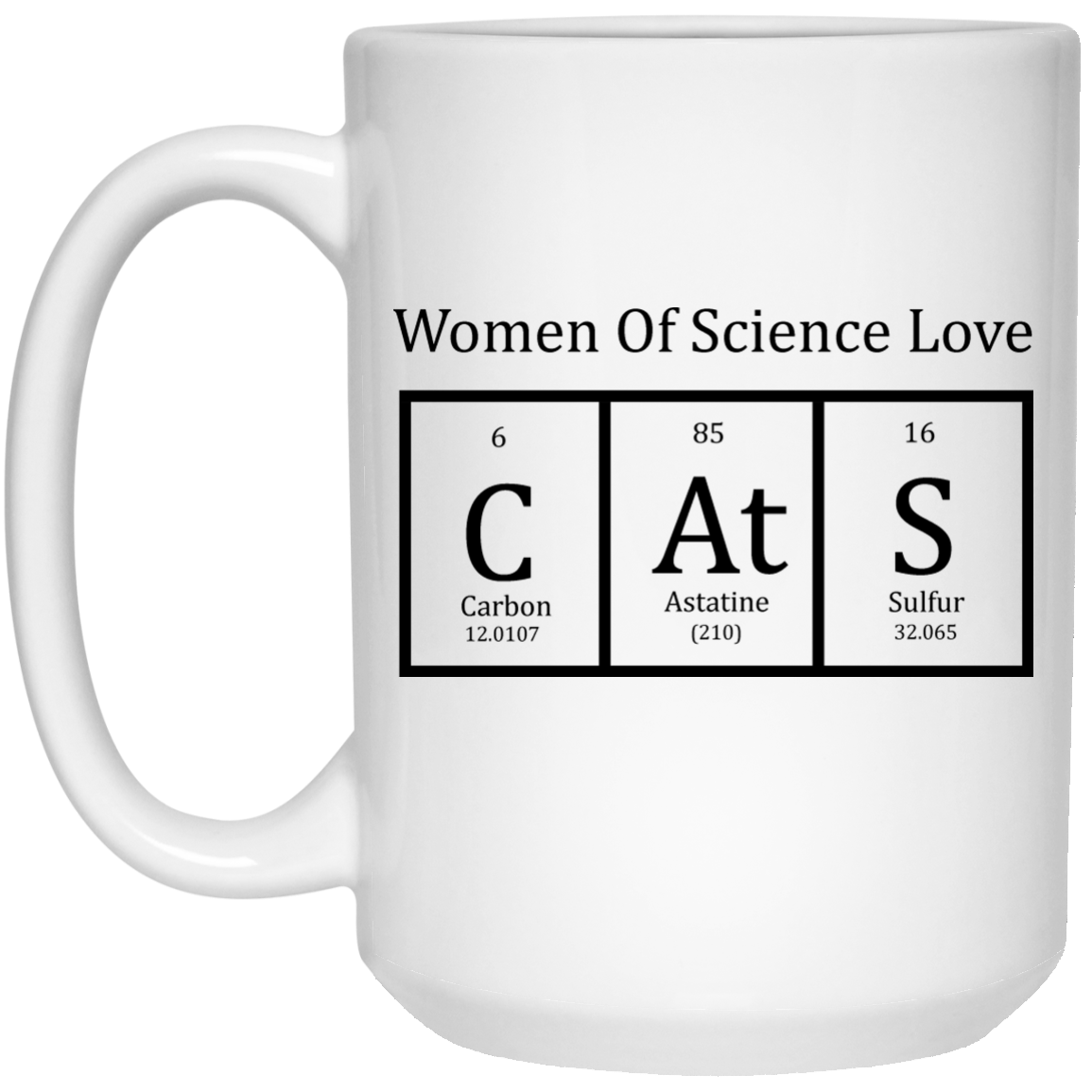 Periodic table women of science coffee mug cat periodic table women of science coffee mug gamestrikefo Choice Image