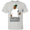 Fronthand backhand Key And Peele T shirt Hoodie
