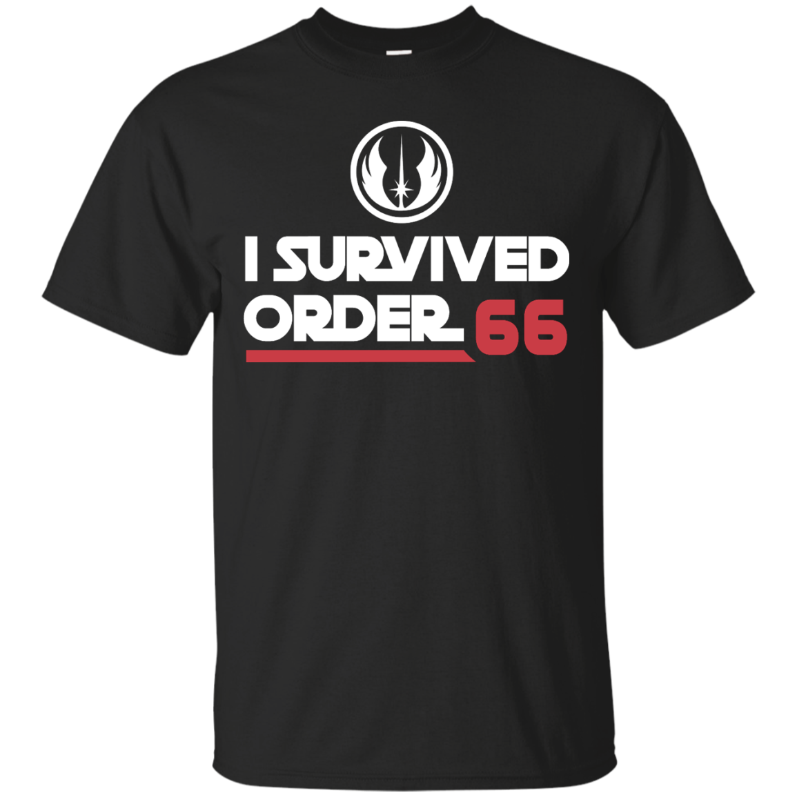 Star Wars T Shirt: I Survived Order 66 Shirt