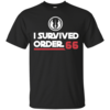 Star Wars T-Shirt: I Survived Order 66 Shirt