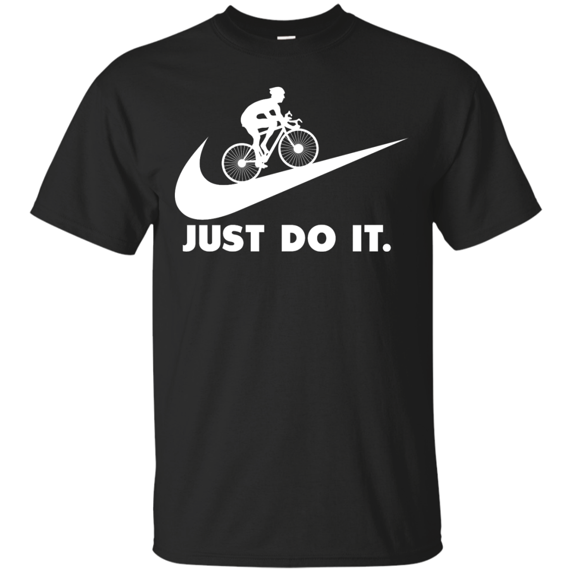 Cycling Just Do It T Shirt, Hoodies, Tank Top
