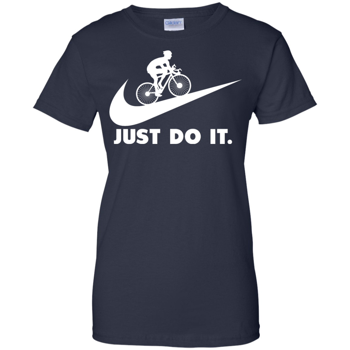 Ladies Custom 100% Cotton T-Shirt