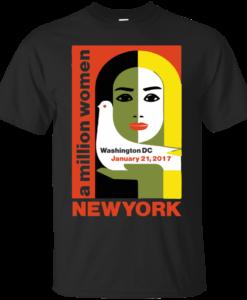 Women's March on Newyork T shirt, Hoodies, Tank