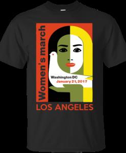 Women's March on Washington 2017, Los Angeles Shirt