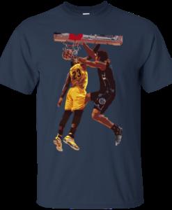 Malcolm Brogdon Dunk on LeBron James T Shirt, Hoodies, Tank Top