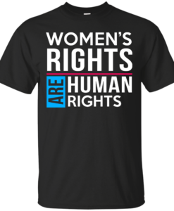 Women's Rights are Human Rights: Womens March