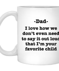 DAD Best Funny Mug Gift Tea Coffee