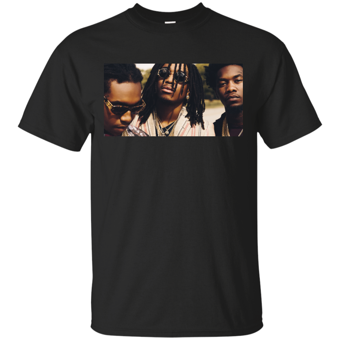 Migos T Shirt | MIGOS Cotton Unisex's T Shirt, Hoodies