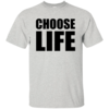 Choose Life George Michael Wham T Shirt, Choose Life T-Shirt