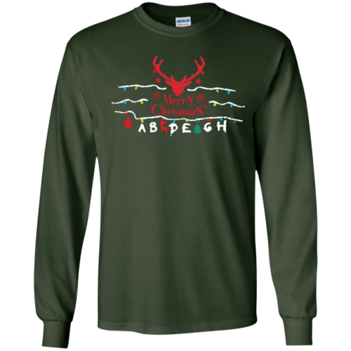 Stranger Christmas Sweater T Shirt
