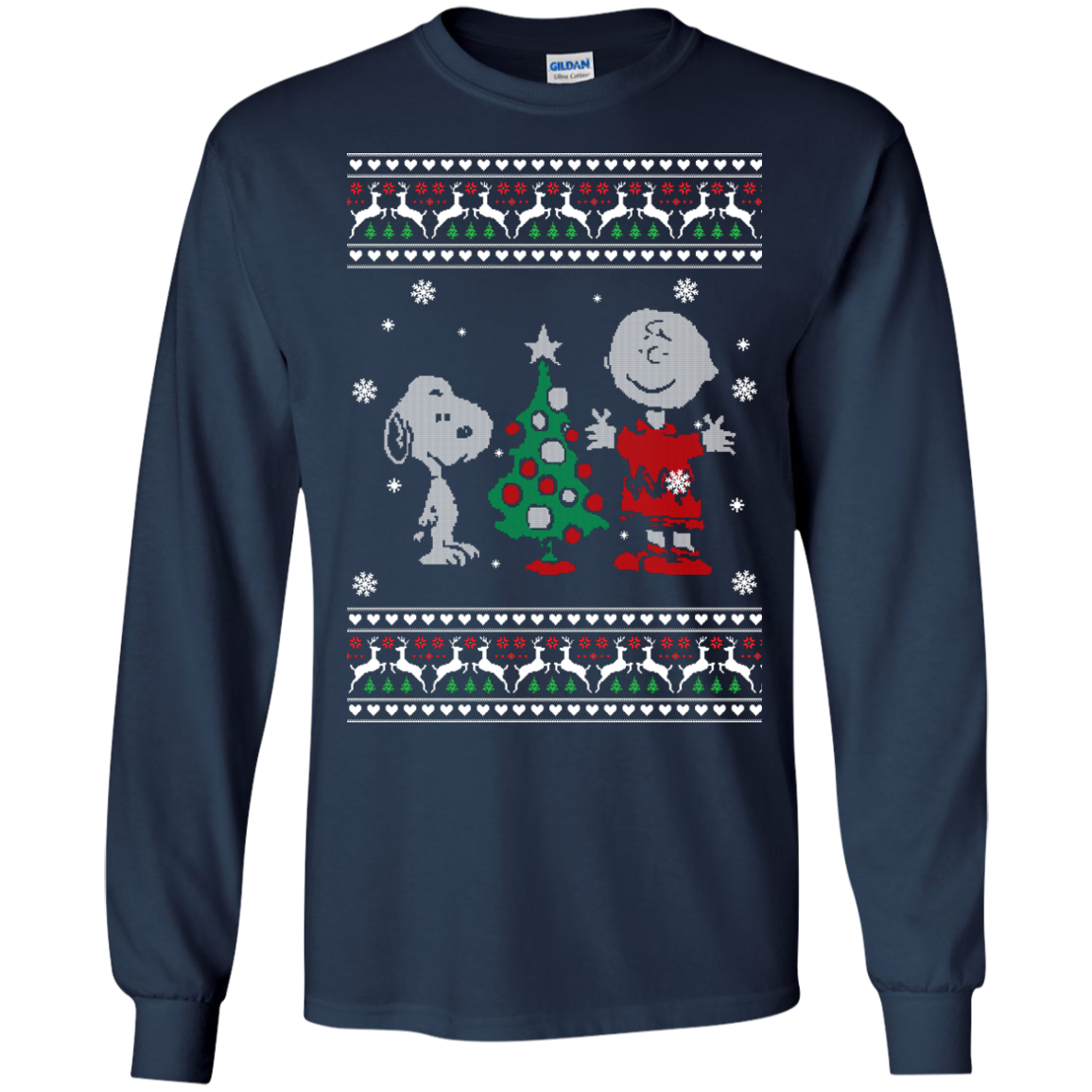 snoopy christmas sweater snoopy and peanuts christmas shirt