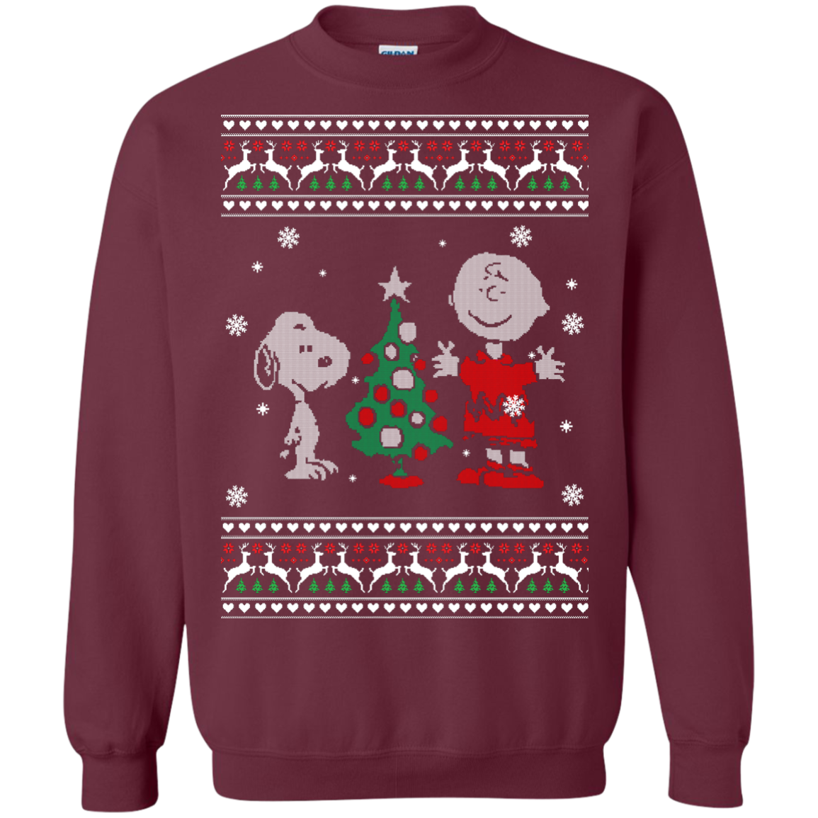 Snoopy Christmas Images.Snoopy Christmas Sweater Snoopy And Peanuts Christmas Shirt