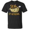 Seal of Approval Christmas Shirt Sweater, T-Shirt