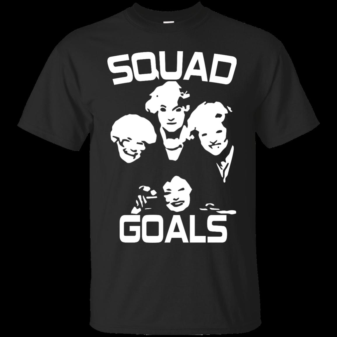 a11fdebcf The Golden Girls: Squad Goals T-Shirt