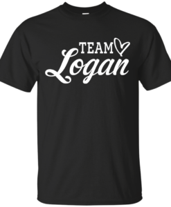 Team Logan Shirt, Gilmore Girls Movie T-Shirt