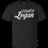 Team Logan Shirt, Gilmore Girls Movie T-Shirt