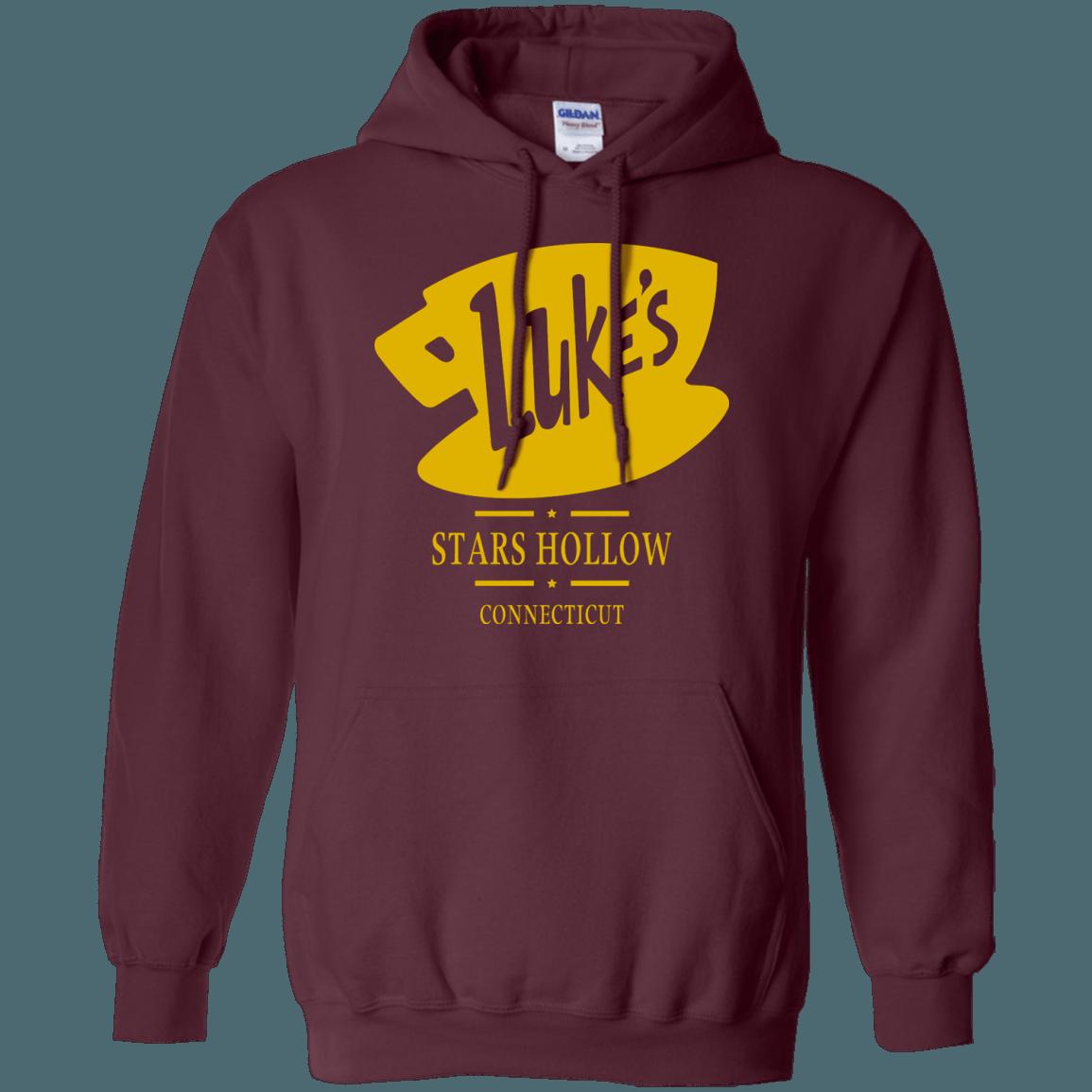 e3536223c Gilmore Girls Luke's Diner Shirt - Stars Hollow Connecticut