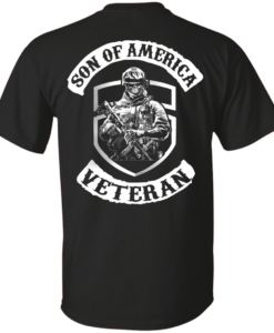 Son Of America - Veteran T-Shirt, Hoodies