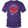 Logo Team Valor Pokemon Go tshirt, hoodies and tank-top