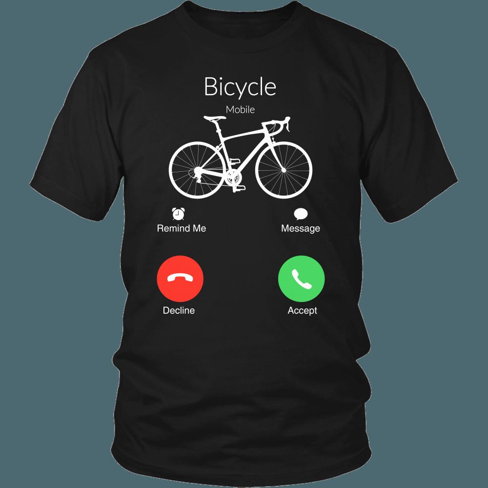 Cycling Just Do It T Shirt Hoodies Tank Top