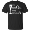 Harry Potter: It's MimOsa, not MimosA t-shirt, hoodies, tank top
