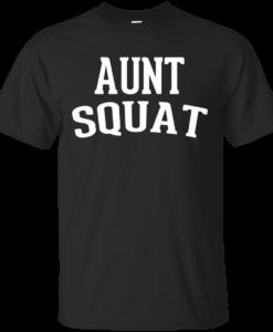 Aunt Squad Original T shirt 2016