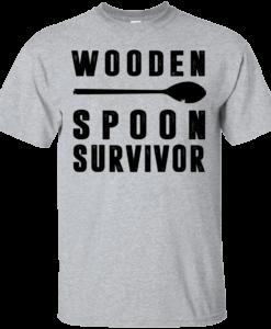 Wooden Spoon Survivor T shirt, Hoodies, Tank Top