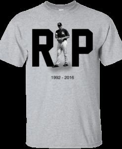 Rip Jose Fernandez 2016 - José Fernández T-shirt, Hoodies, Tank Top