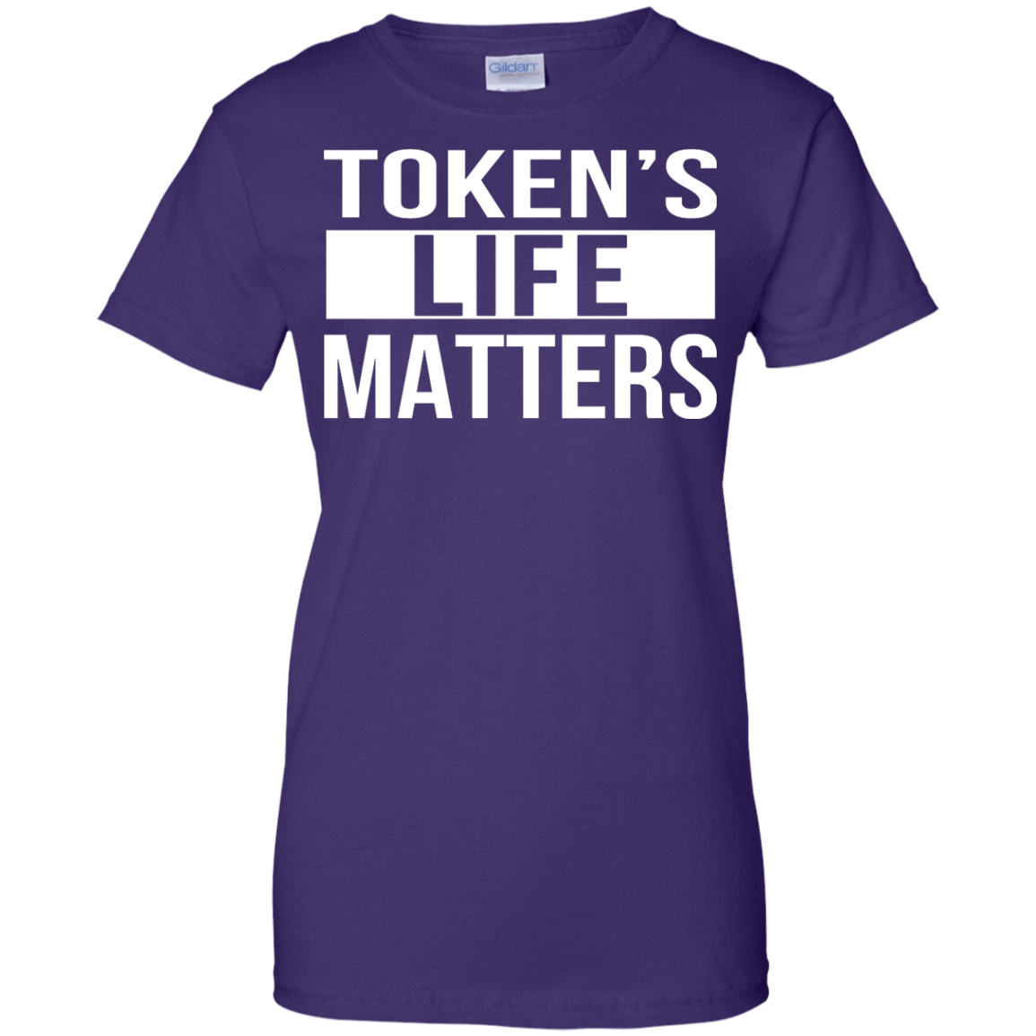 Token's Life Matters T Shirt (South Park Recreation)