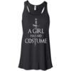 A Girl Has No Costume T-Shirt, Hoodies & Tank Top - Game of Thrones