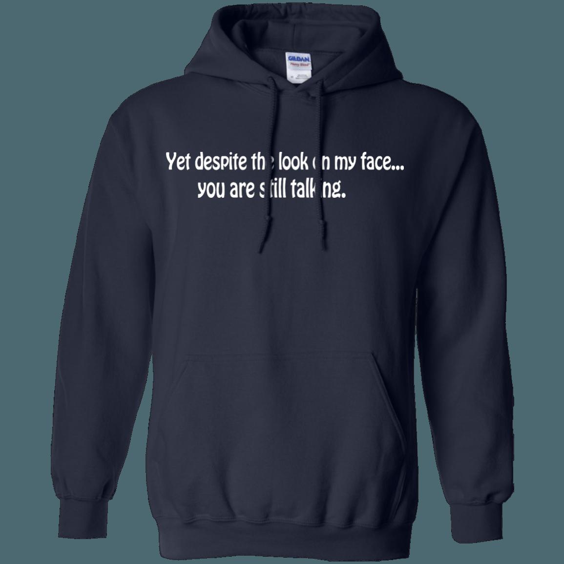 Despite The Look On My Face Mug T-Shirt - teepublic.com