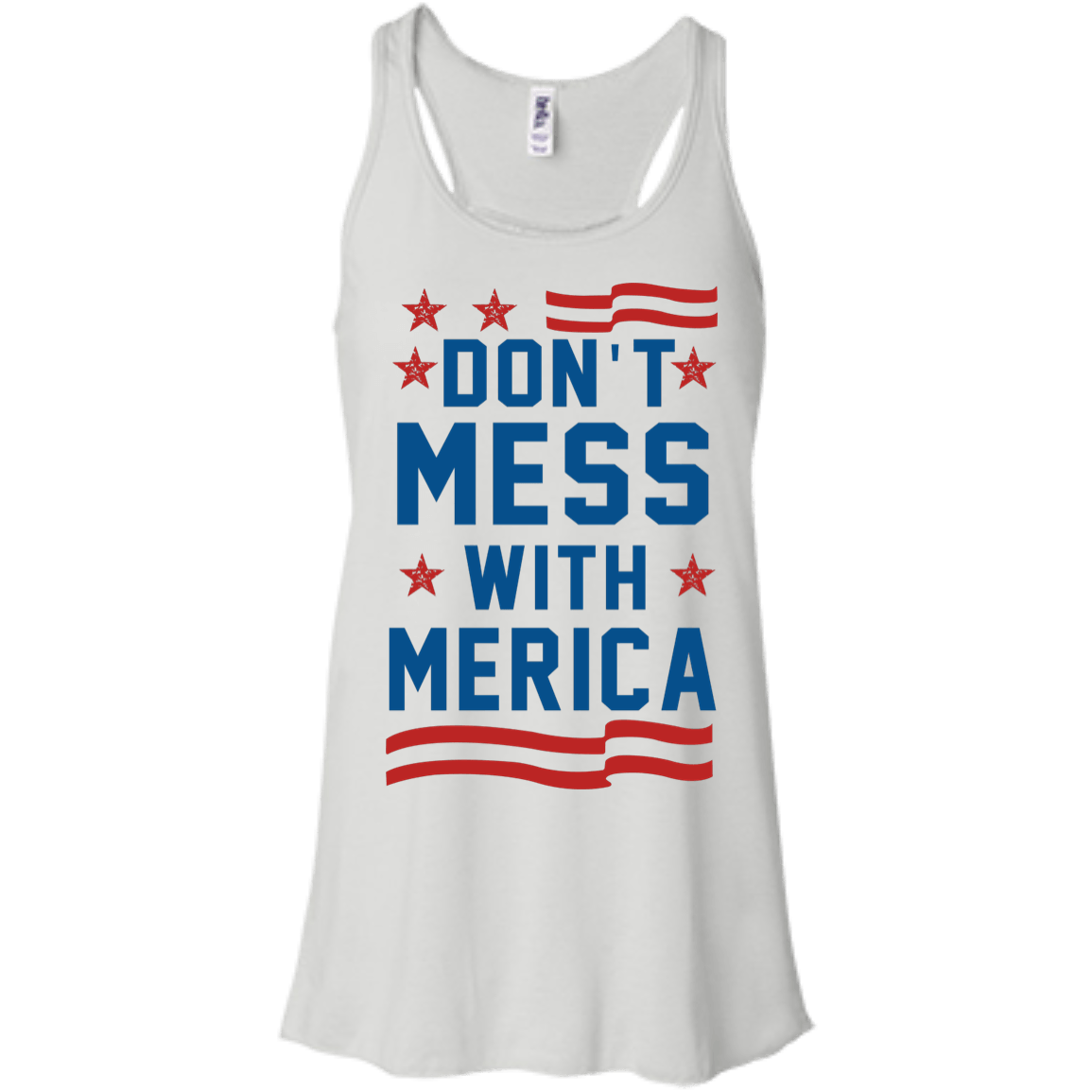 Don't Mess With Texas Tank Top