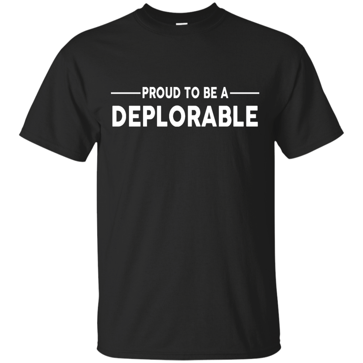Proud To Be A Deplorable T shirt, Hoodies & Tank top - Vote Trump 2016