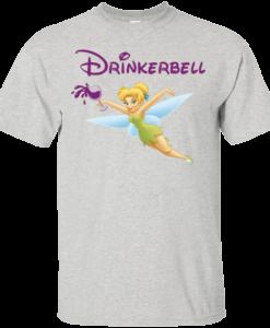 Drinker Bell t-shirt, Drinkerbell drinking Shirts Hoodies, Tank top