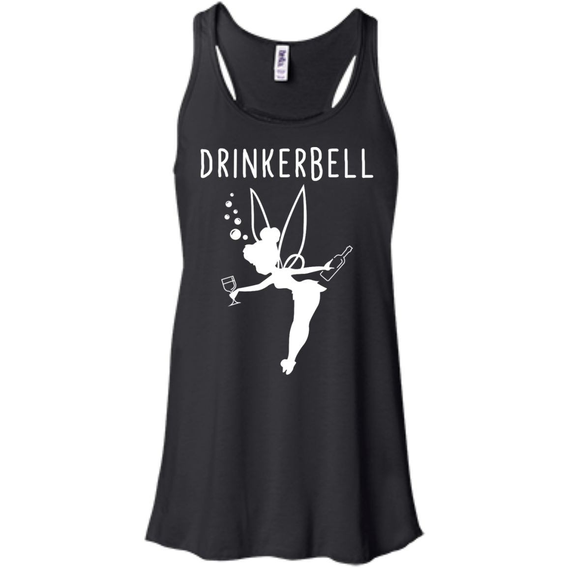 Drinker Bell Women's Tank Top, Men Tank top Drinkerbell t shirt