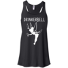 Drinker Bell Women's Tank Top, Men Tank top - Drinkerbell t-shirt