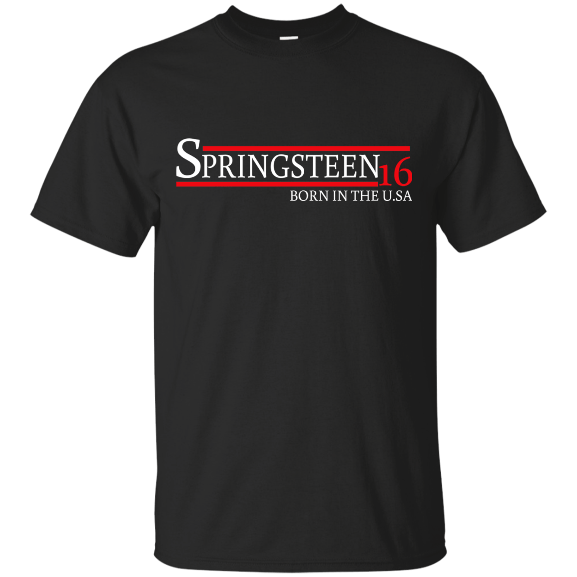 Springsteen for president 2016 t shirt & hoodies