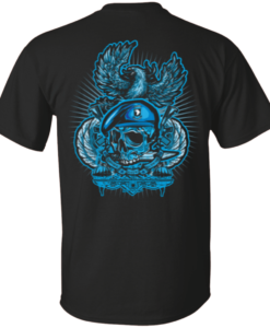 Airborne t shirt, Airborne art - Airborne all the way