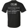 Cycling definition shirts