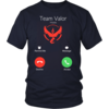 Team Valor is calling and i must go t-shirt & hoodies