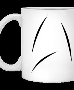 Captain Kirk's Beyond Mug - Star Treck Mug