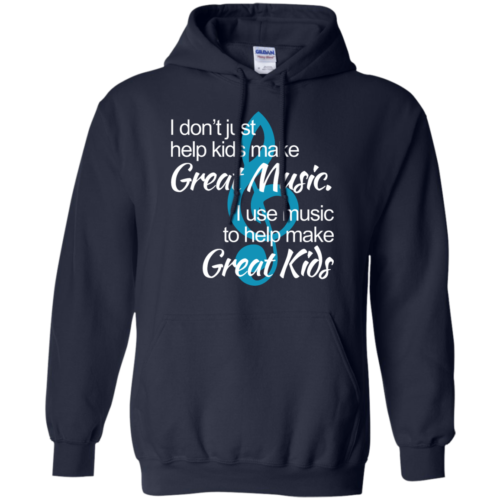 I use music to help great kids T shirt