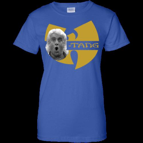 Wu Wear Wu Tang Clan Logo T Shirt, Tank top
