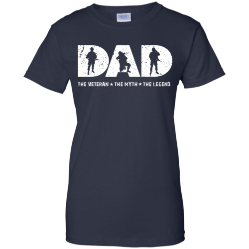 Dad,the veteran,the legend, T shirt, Tank top
