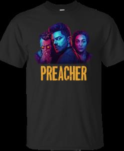Preacher Season 2 Comic Book Cult Tv Show T-shirt,Tank Top & Hoodies
