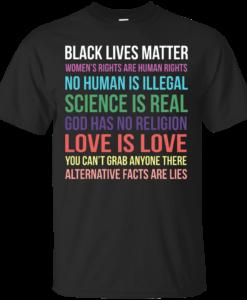 LGBT Shirt - Love Is Love, No Human Is Illegal T-shirt,Tank top & Hoodies