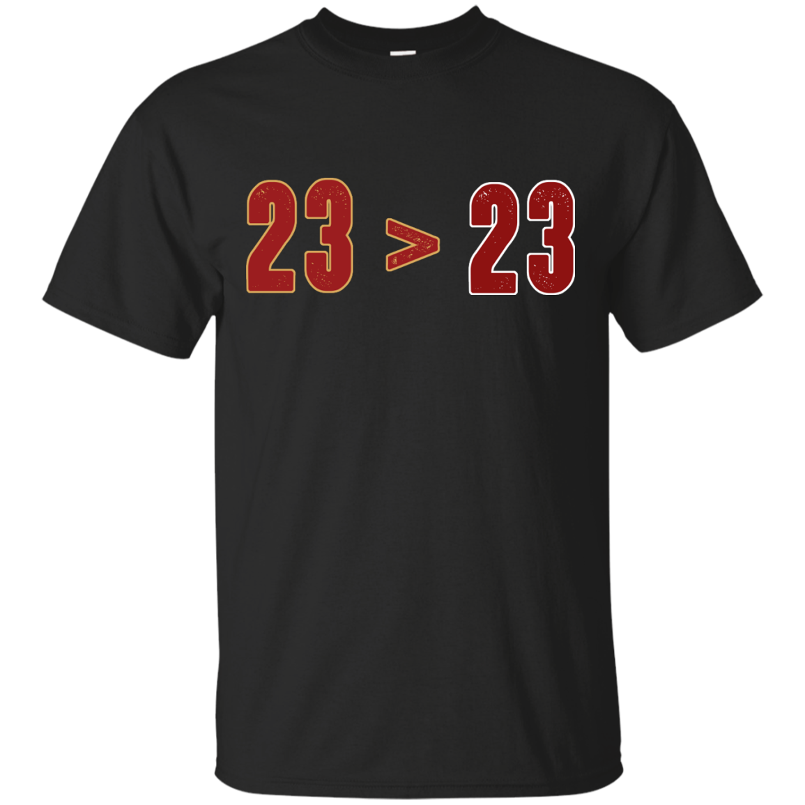 23 Greater than 23 T-shirt, LeBron Greater Than Jordan T-shirt,Tank top & Hoodies