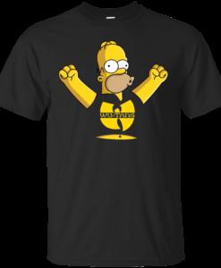 Wu-Tang Clan Lovers Shirt,Homer Simpson T-shirt,Tank top & Hoodies