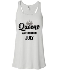 Queens are born in july T-shirt,Tank top & Hoodies